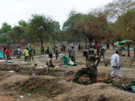 Sudan'da çatışmalar: 100 ölü
