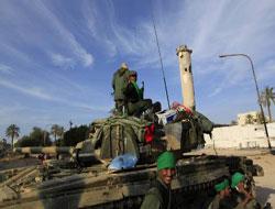 Libya'da NYT'in dört muhabiri kayıp