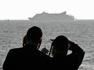İsrail'den yine deniz korsanlığı