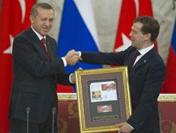 Erdoğan'ın Rusya ziyareti Rus basınında