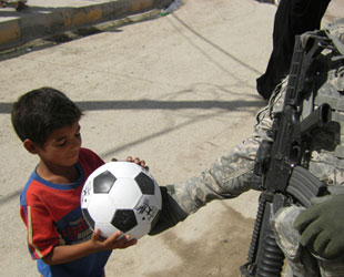 Irak'ta 4,5 milyon yetim var - FOTO