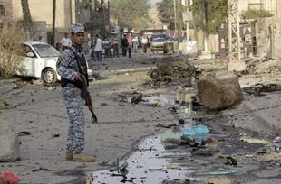 Irak'ta 'Halkın Mücahitlerine' operasyon