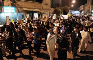 S.Arabistan'da iki aktivist tutuklandı