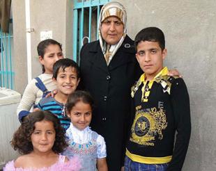 Irak'ta işgal aileleri vurdu