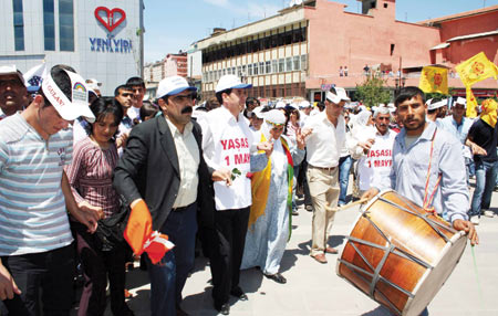 Anadolu'da 1 Mayıs