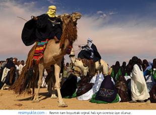 Mısırlı bedeviler isyan çıkardı