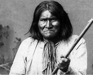 Kızılderililer, 'Geronimo' özrü bekliyor