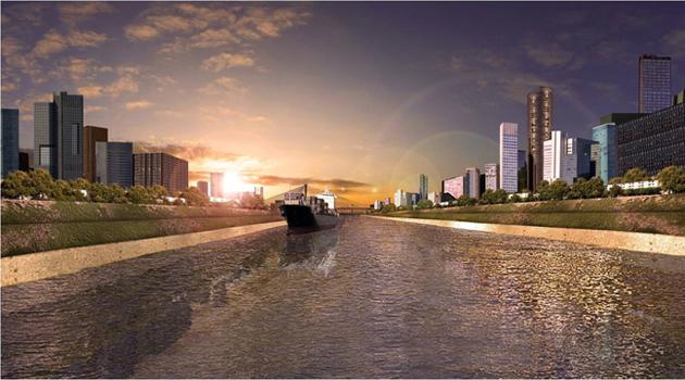 Kanal İstanbul'da kamulaştırma başladı