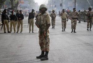 Pakistan'da, Ladin bağlantılı 40 tutuklama