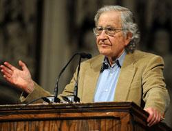 Chomsky: Bush'u denize atsalar...