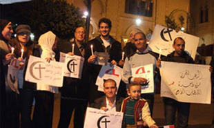 Mısır'da çatışmalara karşı Kıpti-Müslüman ittifakı