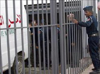 Fas hapishanesinde isyan