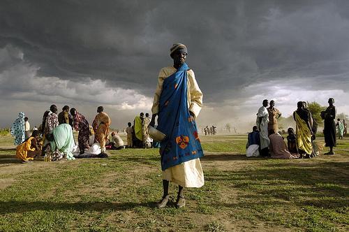 Abyei'den göç edenlerin sayısı 40 bin