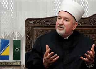 Boşnak din adamı Sırpları kızdırdı