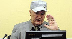 Mladiç ikinci kez mahkemeye çıktı!