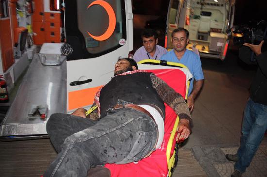 Çadır kentte kavga: 4 yaralı