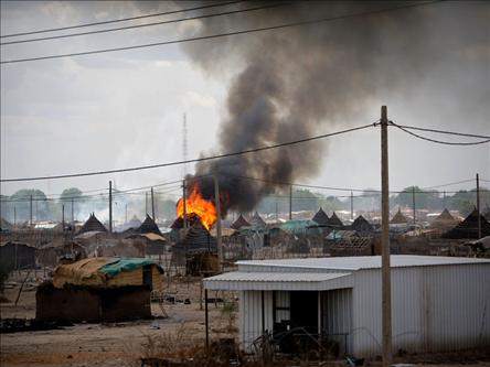 Sudan'da Çatışmalar Sürüyor