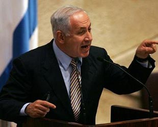 Grass'a Netanyahu'dan yine eleştiri saldırısı