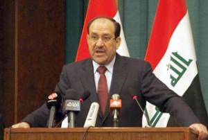 Irak'ta Maliki'ye savaş