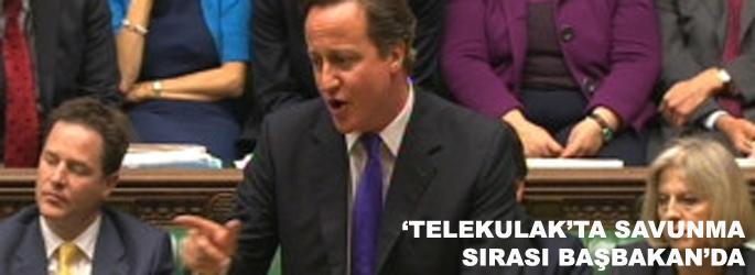 İngiliz Başbakanı kendini savunuyor