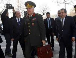 Jandarma Komutanı şimdi de Köşk'te...