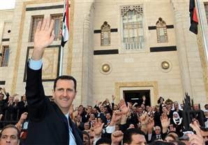 Esad, İspanya'yı reddetti