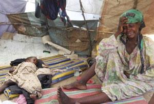 Somali'de kolera salgını tehlikesi