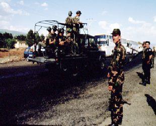 Şırnak'ta üç asker hayatını kaybetti