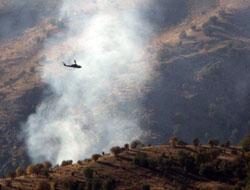 Savaş uçakları Kandil ve Zap'ı bombaladı