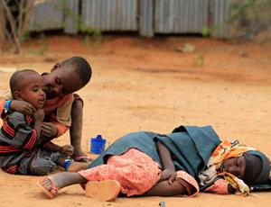 Somali'de 400 bin çocuk ölebilir