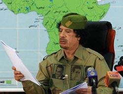 Bir Afrika ülkesinden Kadddafi'ye davet