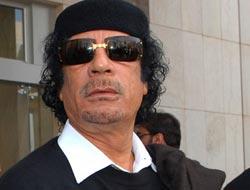 Kaddafi için 'kırmızı bülten' talebi