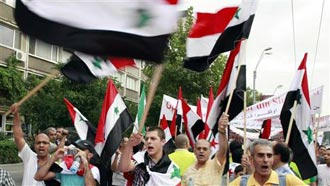 BM, Suriye'de isyanın bilançosunu açıkladı