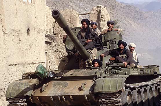 Taliban ateşkes ilan etti