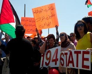 Sekiz üye Filistin'i destekliyor