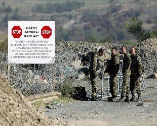 Kosova-Sırbistan sınırında kan aktı