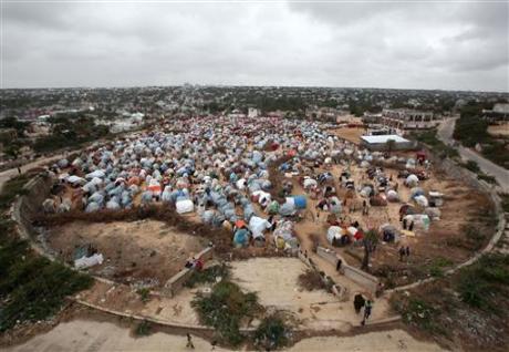 Somali'de şimdi de 'salgın hastalık' alarmı
