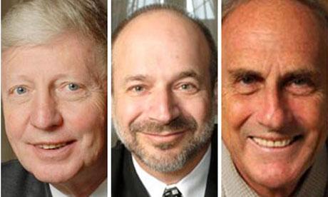 Nobel Tıp Ödülünü üç kişi paylaştı