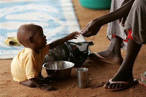 Somali'de açlık korkusu