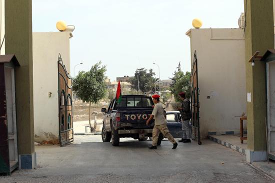 Çatışmalar Libya'nın batısına kaydı