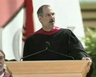 Steve Jobs'un o meşhur konuşması-VİDEO