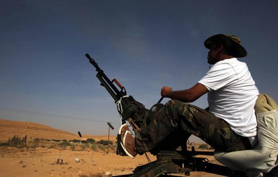 Kaddafi'nin kalesi Sirte'ye büyük taarruz