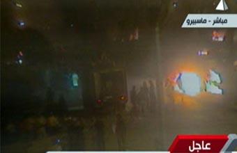 Bu kez Hristiyanlar Tahrir'de: 23 ölü