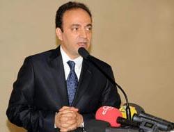 Baydemir: Diyarbakır'da aday değilim