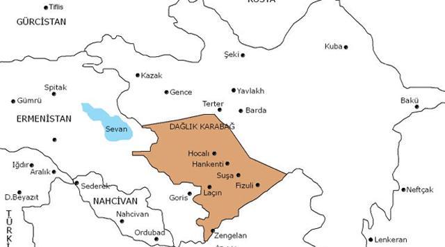 ABD Dağlık Karabağ'da Azerbaycan'dan yanaymış