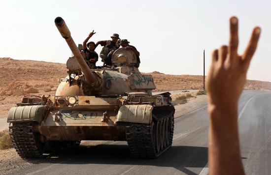 Gün gün Libya'daki olayların gelişimi