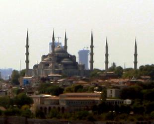 İstanbul'da siluet zirvesi