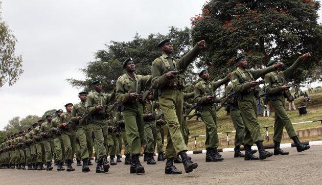 Kenya'dan Somali'de eş Şebab operasyonu