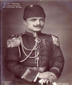 Enver Paşa Trablusgarp'ta adına para bastırmış