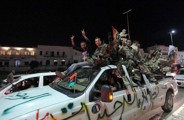 Arap basınında Kaddafi'nin ölümü